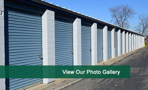 View photos of our self storage in Sandy