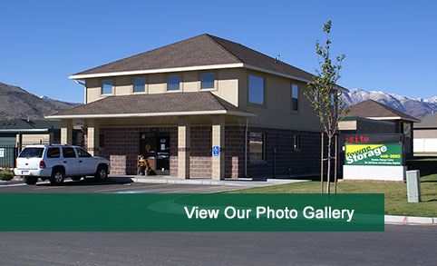 View photos of our self storage in Riverton