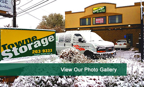 View photos of our self storage in Cottonwood Heights