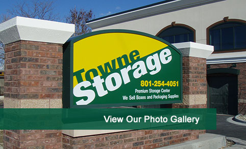 View photos of our self storage in South Jordan