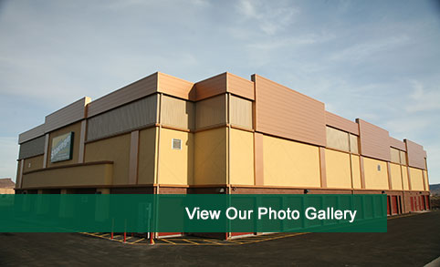 View photos of our self storage in St. George