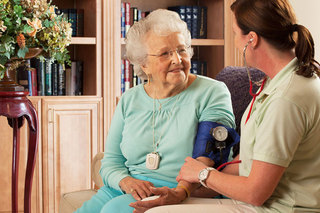 Importance of health senior living maine