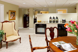 Modern amenities at scarborough terrace senior living