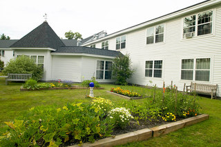 Scarborough maine senior living garden