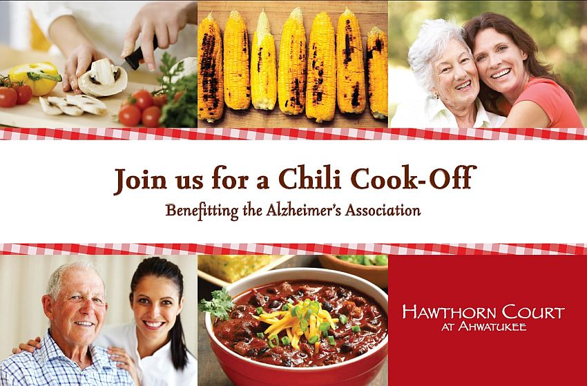 Hawthorn Court to Host Annual Chili Cook-off