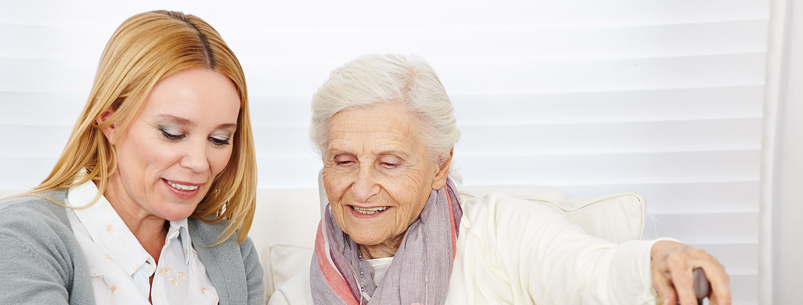 Respite care services at the senior living facility in Sterling