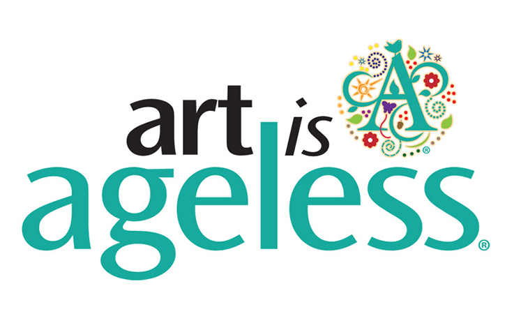 Art is ageless program at the senior living community in Sterling