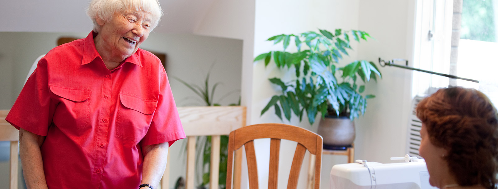 Parsons senior living has lots of living options for you