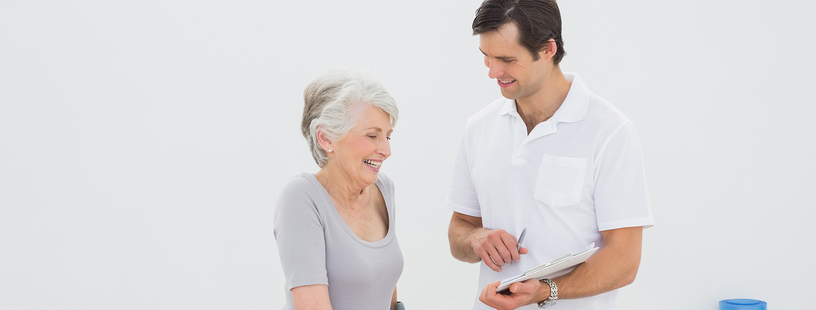 Orthopedic services at the senior living facility in Parsons