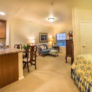 Our Edmond, OK Senior Living has many options available