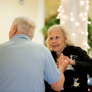 Our senior living in Edmond, OK offers many activities and an active lifestly