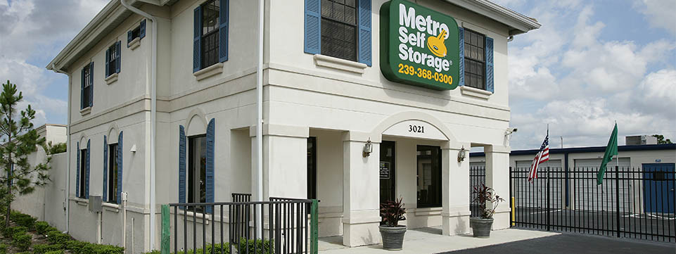 Lehigh acres metro storage