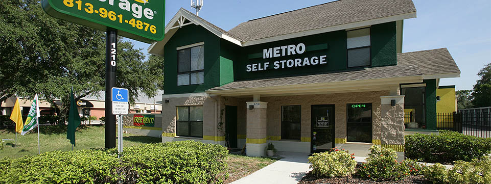 Self storage in tampa