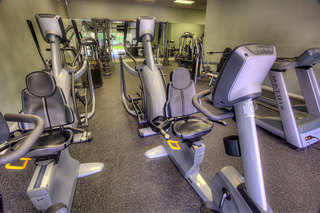 Workout facilities at birmingham apartments