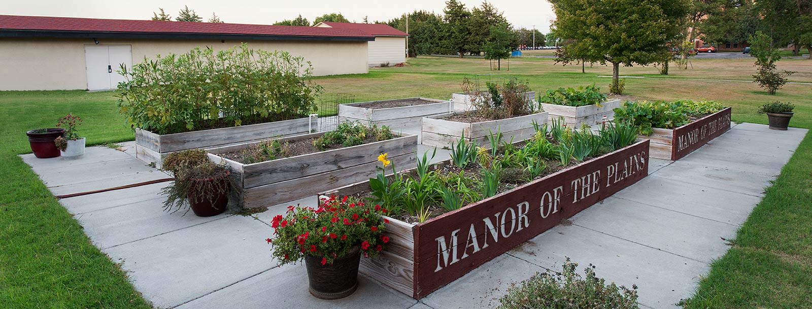 Senior living in Dodge City care about your health and wellness