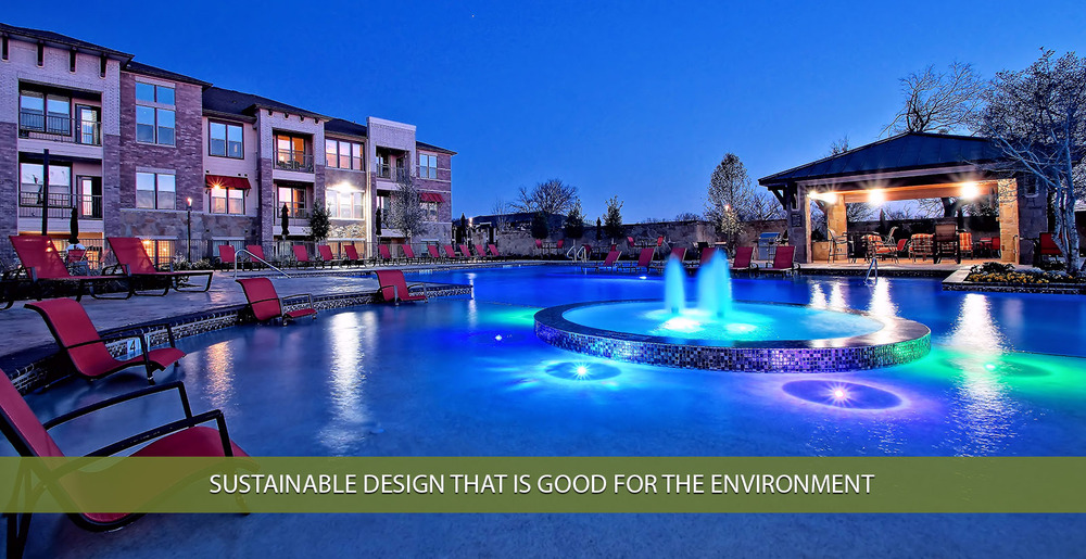 Sustainable design that is good for the environment