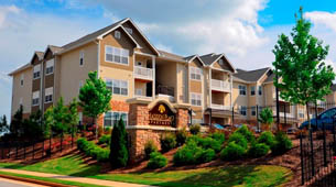 Resident portal for apartments in McDonough
