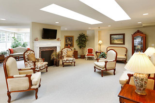 Senior living area full scarborough maine