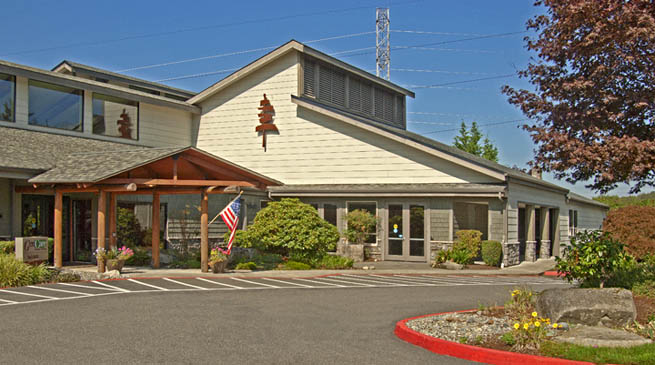 Washington independent living at GenCare Renton at The Lodge