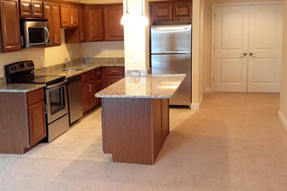 Model kitchen in dracut