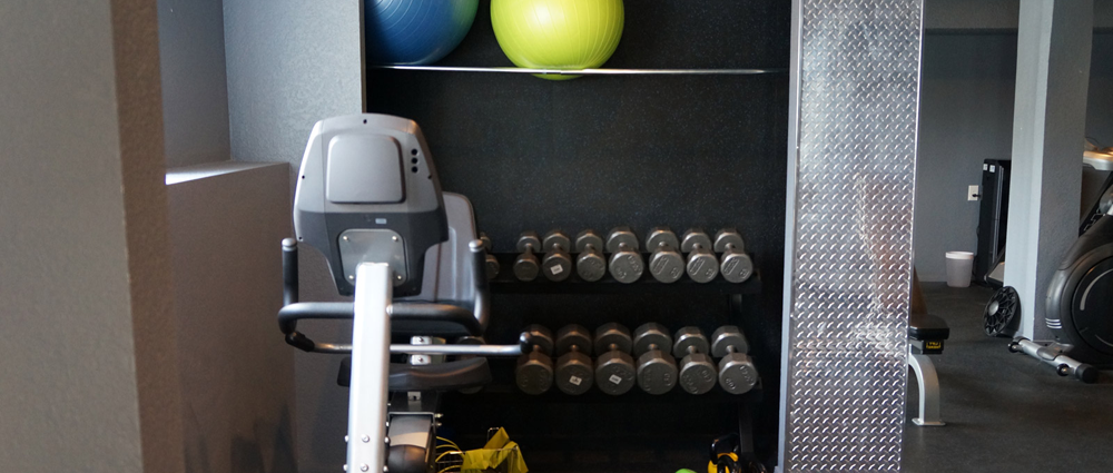 Fitness center apartments lawrence