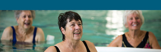 Senior living in vancouver aquatic fitness class dhb 0287