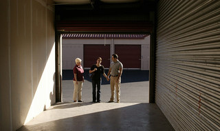 a look inside Murfreesboro self storage units