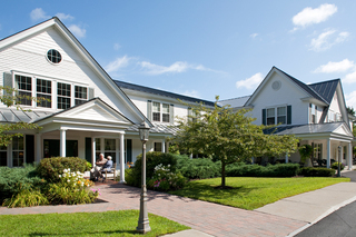 Beautiful new hampshire senior living community
