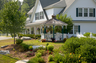Exterior to senior living hanover nh