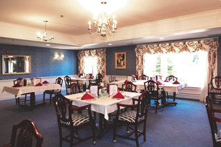 Another dining room in wilder vermont
