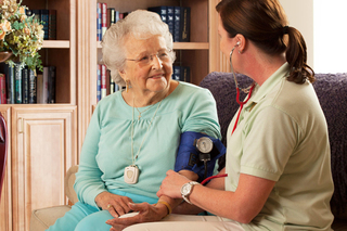Blood pressure senior wilder vermont