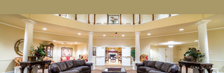 Edmond senior living community interior