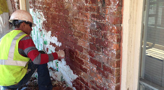 Renovating our historic apartments