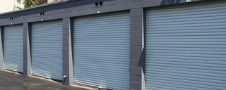 Our storage bays at our location in San Clemente, CA