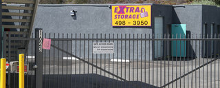 Gated compound at our San Clemente, CA storage facility