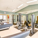 Clubhouse fitness center 2