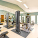 Clubhouse fitness center 4