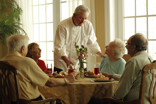 Dining senior living windham nh