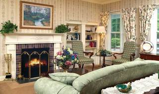 Fireplace senior living windham nh