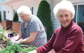 Activities at Heritage Hills in Weatherly, PA