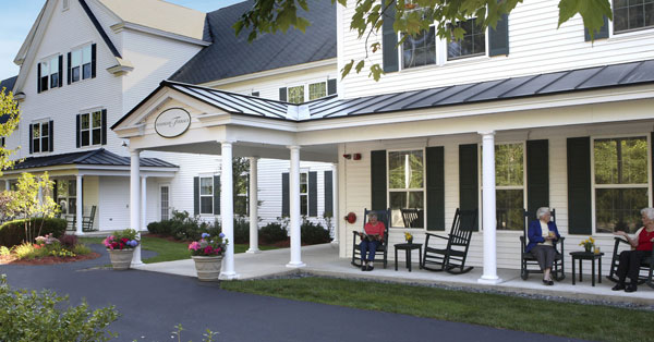 A senior living option to fit any need at our Windham, NH assisted living facility.