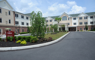 Exterior of our facility in Harleysville, PA