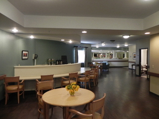 Dining area at kempsville
