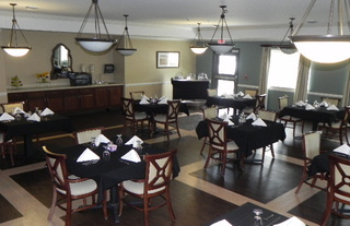 Large dining room in kempsville