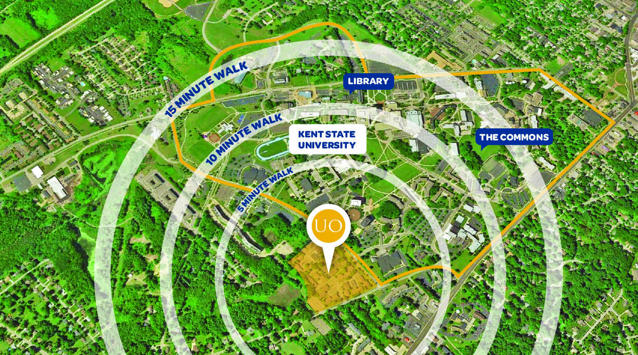 Learn more about the location at University Oaks