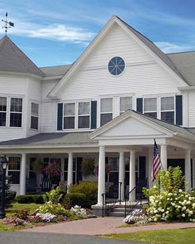White River Junction VT senior and assisted living provided by Valley Terrace.