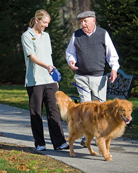 White River Junction, VT senior living care is highly regarded in the community.
