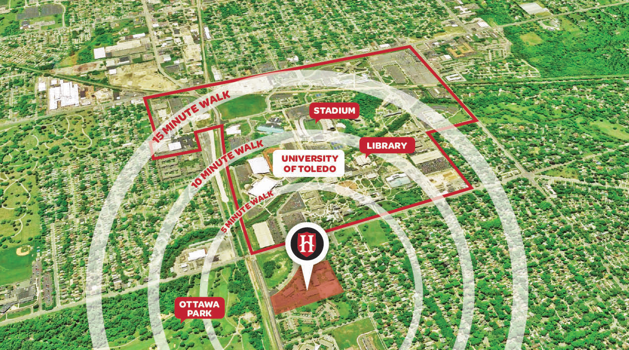 Learn more about the location at University Hills