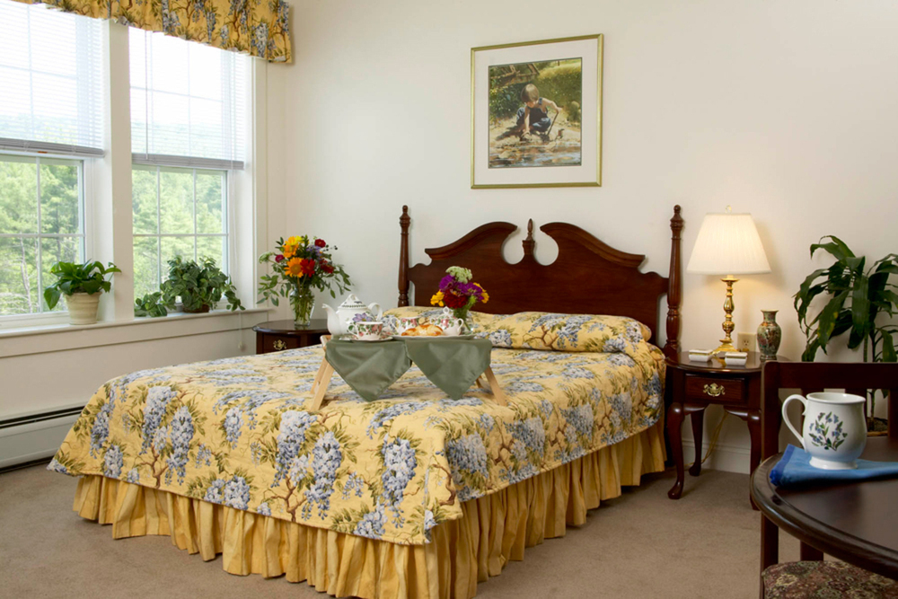 Bedroom woodstocksenior living