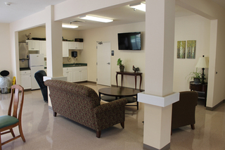 Comfortable living at our facility in smithfield nc